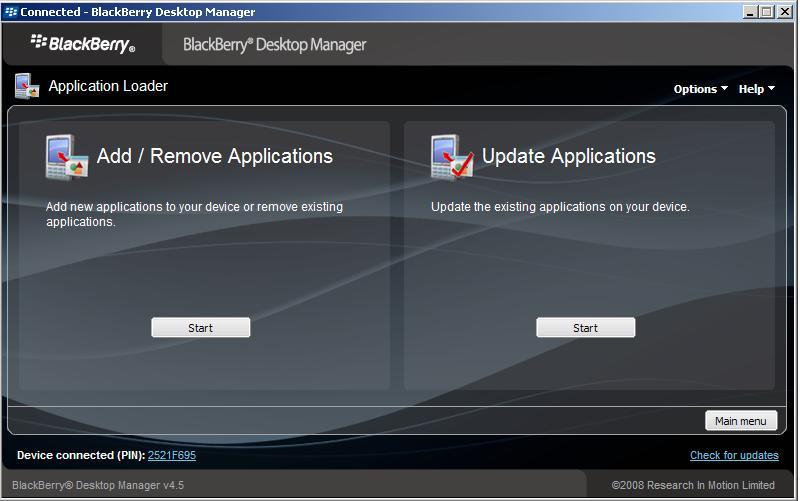 apploader blackberry 8520 download free