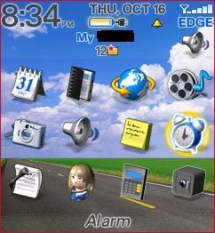 Alarm Clock On Blackberry | Suka@Blackberry